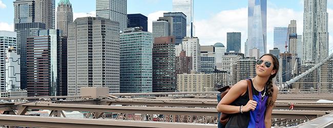 LISA! Vacanze studio per adulti a New York - Budget | 4 settimane da ...