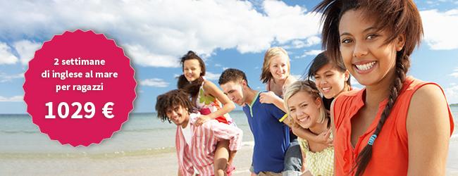 LISA! Vacanze studio per ragazzi al mare | 2 settimane tutto incluso ...