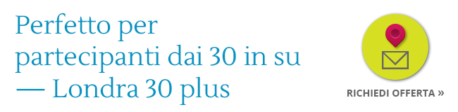 LISA! | Vacanze studio a Londra per adulti 30 Plus | 2 settimane € 1209