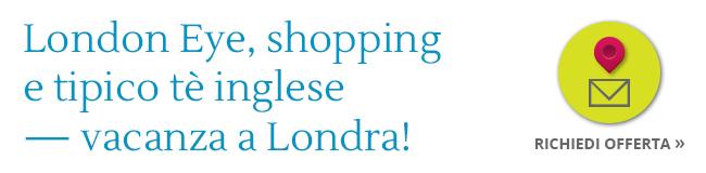 LISA! | Vacanze studio a Londra centrale | 2 settimane € 1105