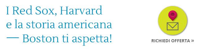 LISA! | Vacanze studio a Boston | Es: 4 settimane € 2435