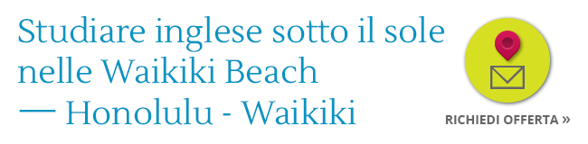 LISA! Vacanze studio a Honolulu - Waikiki per adulti | 2 settimane ...