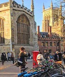 Cambridge – Campus